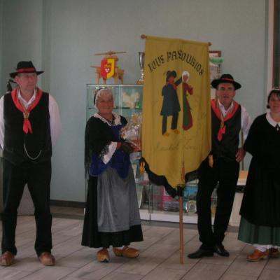 Réception à la mairie - 2