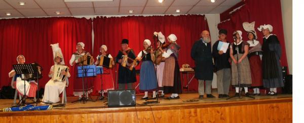 50 ans Fédération Folklore Normandie Maine