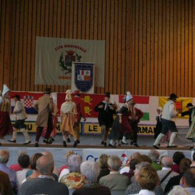 Festival à Domfront - Le Trou Normand3