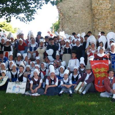 50 ans Fédération Folklorique Normandie Maine
