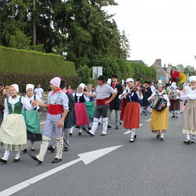 Danse de défilé 2