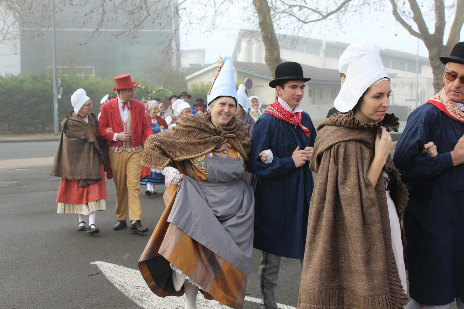 Festifolk Saintes Trou Normand 7