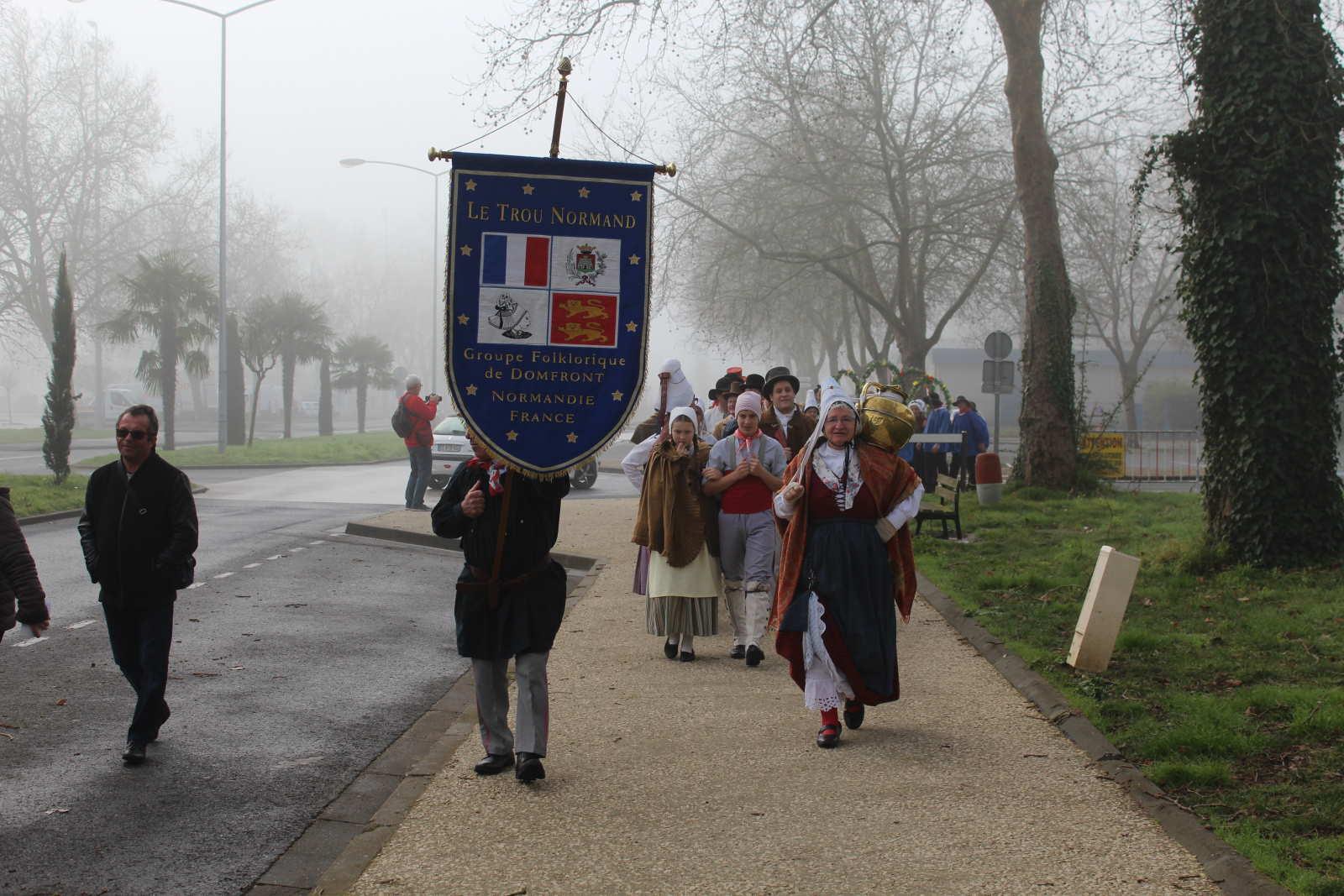 Festifolk Saintes Trou Normand 8