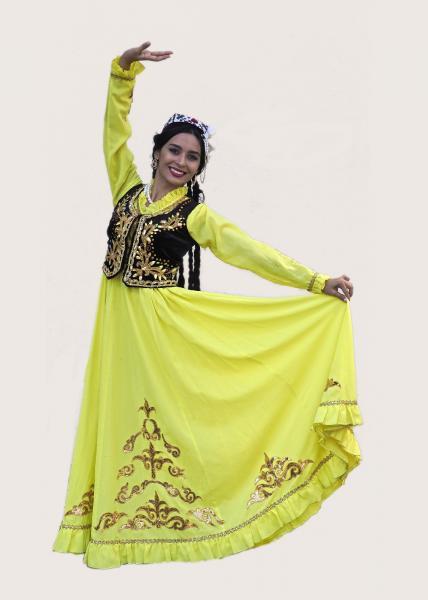 Danseuse Ouzbèque