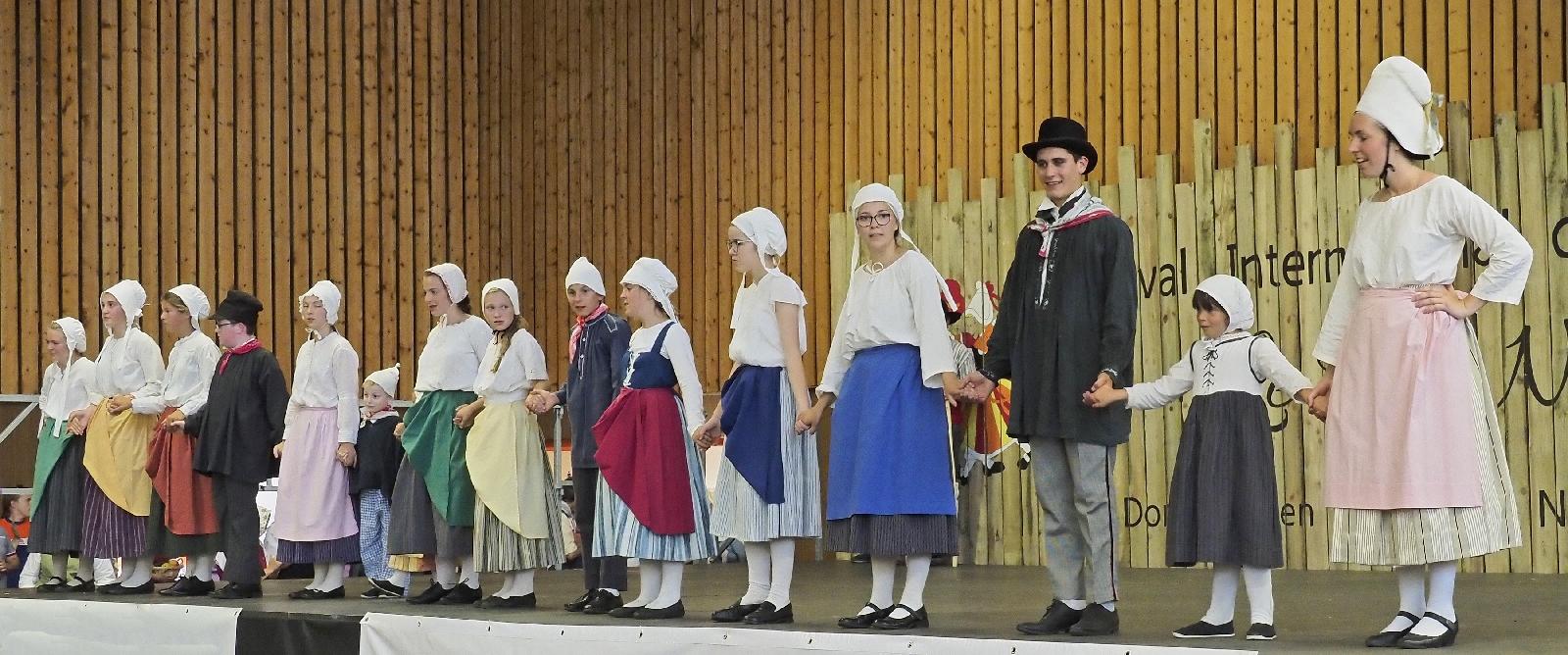Les jeunes du Trou Normand