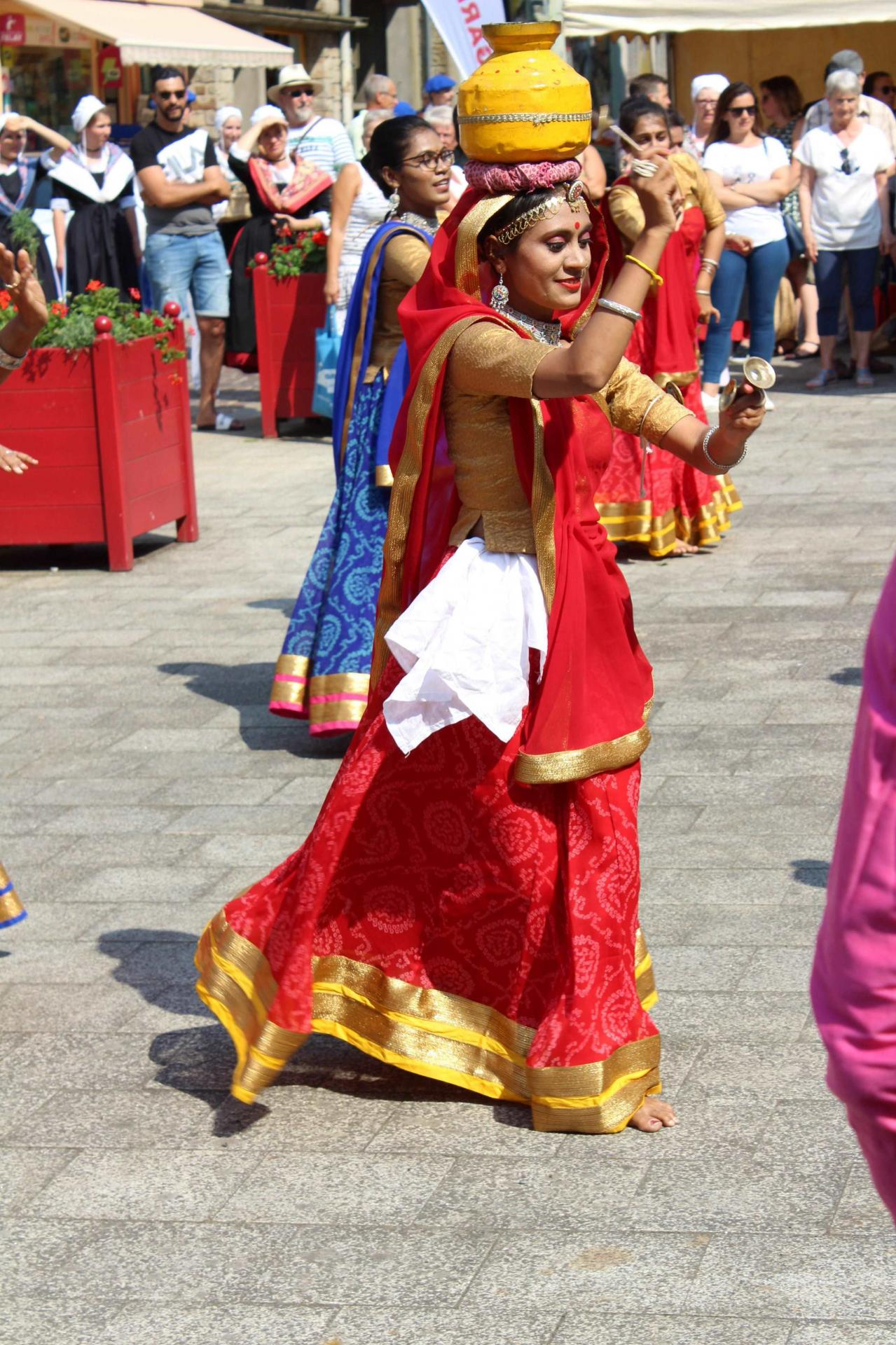 Aubades - L'Inde