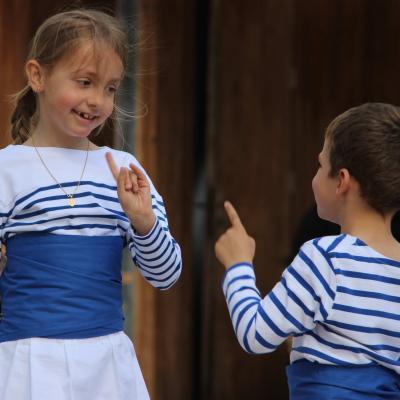 La Garriga enfants danseur