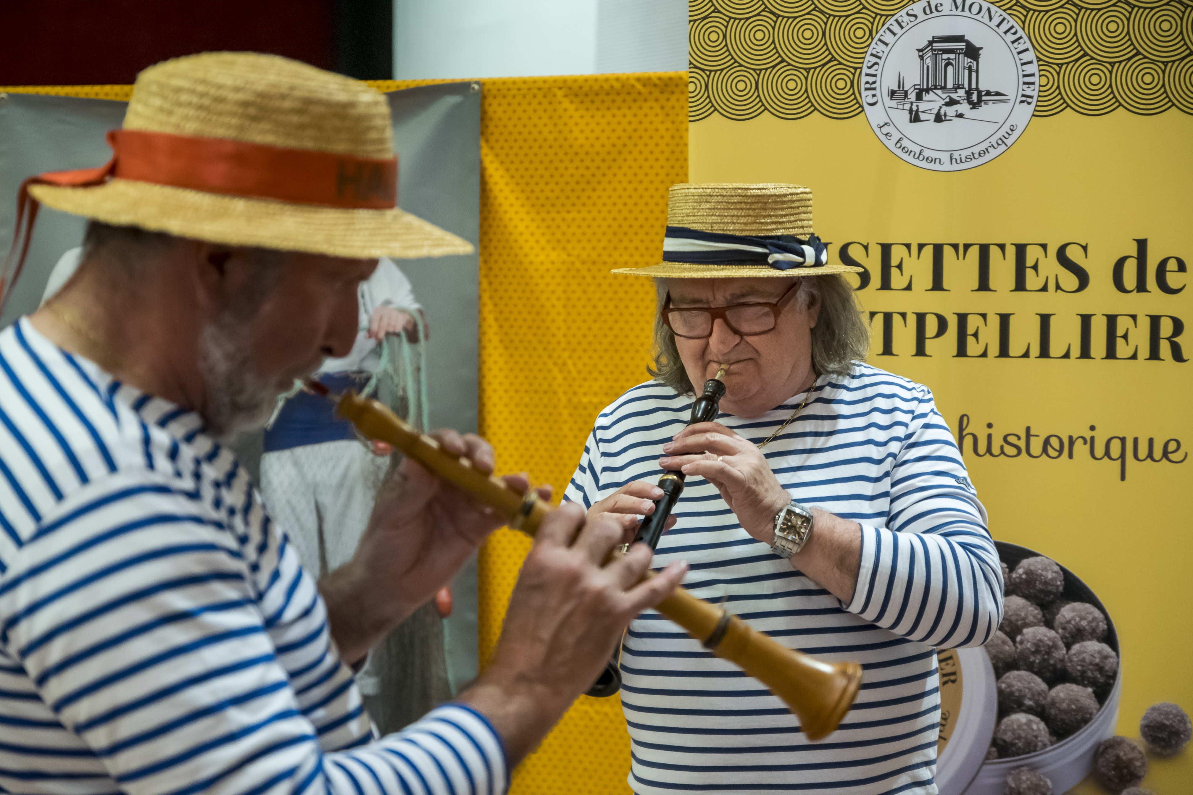 La Garriga musiciens