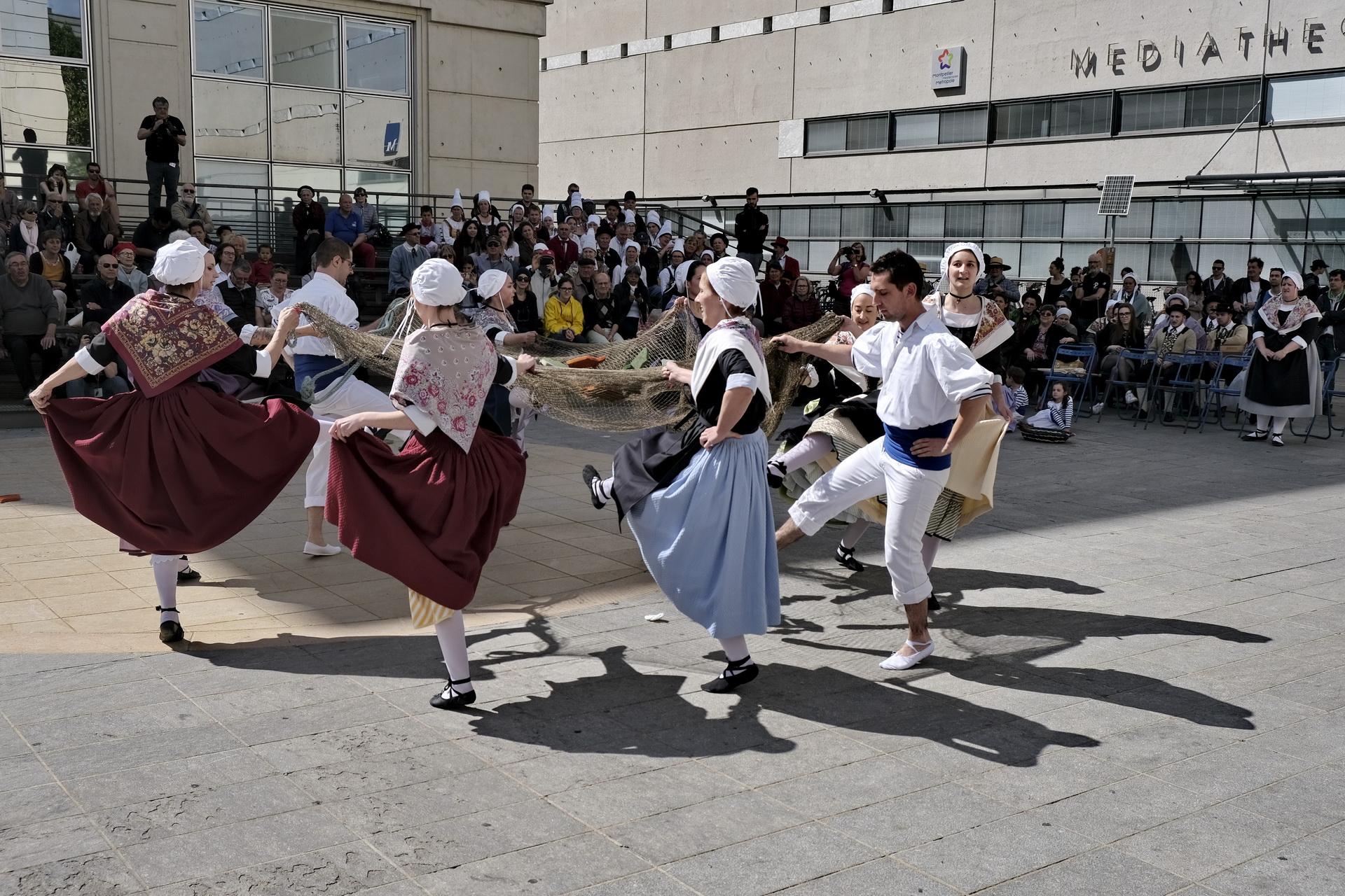 La Garriga spectacle