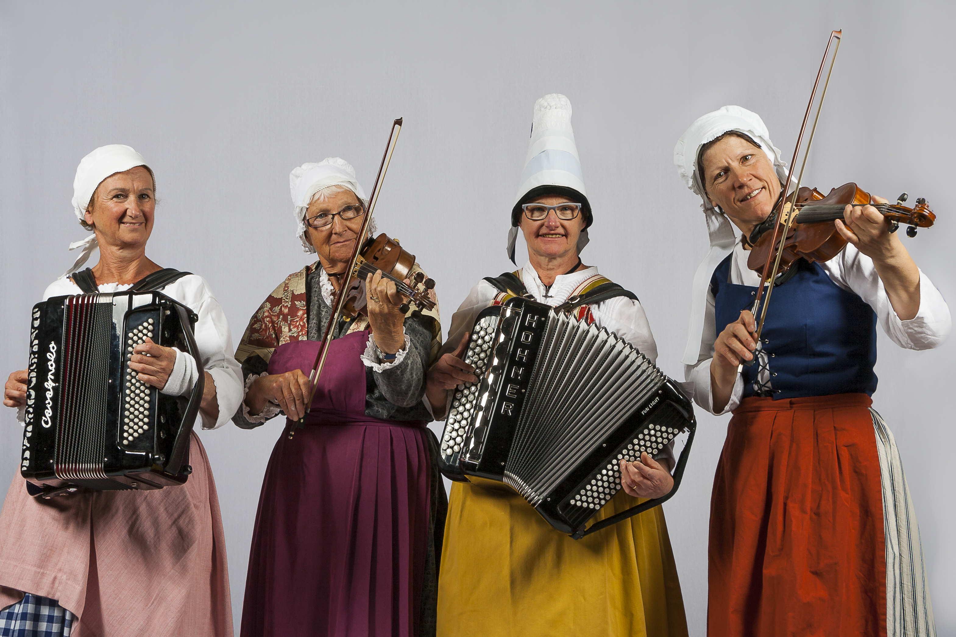 Le Trou Normand Portrait Musiciennes