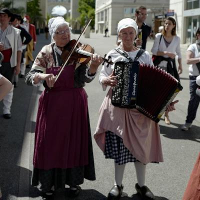 Le Trou Normand Spectacle Montpellier Musiciennes 2