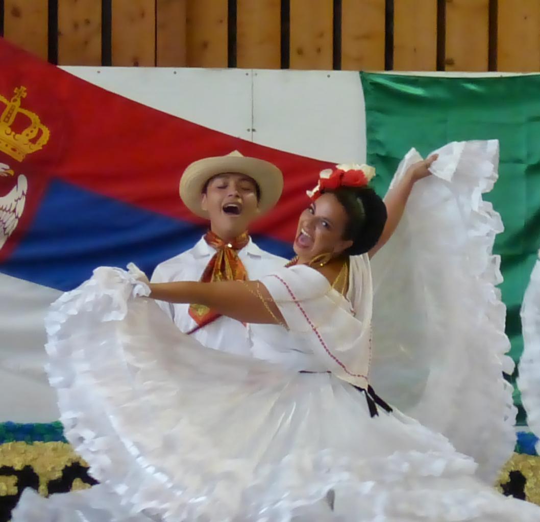 Spectacle Domfront - Mexique