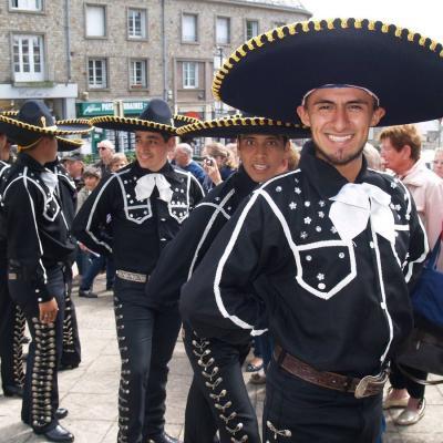 Groupe du Mexique