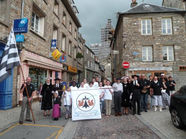 Aubade dans les rues - Groupe Breton