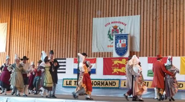 Festival à Domfront - Le Trou Normand6