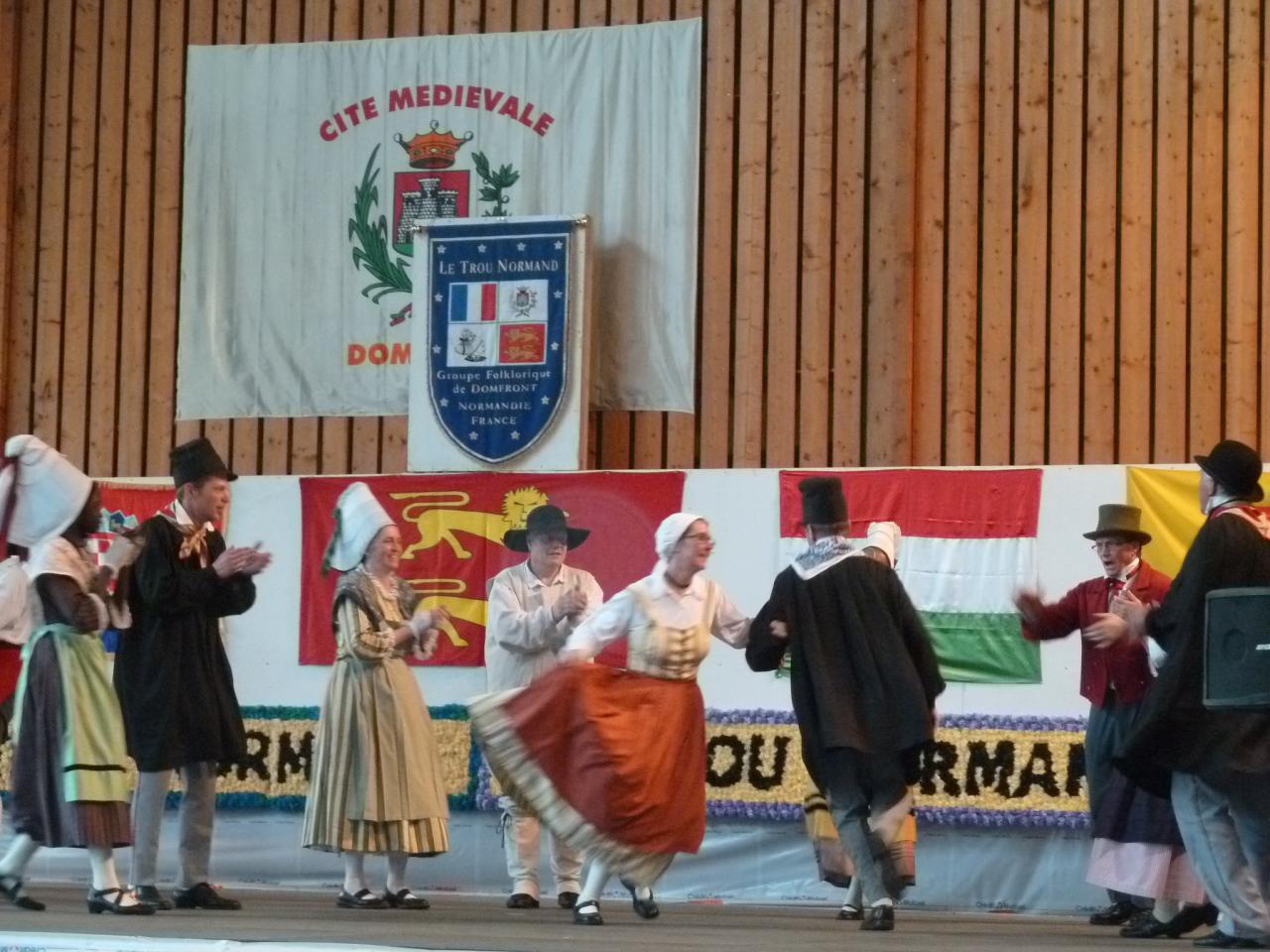 Festival à Domfront - Le Trou Normand7