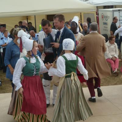 Comice St Denis sur Sarthon (61)