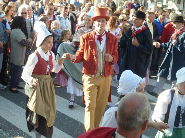 Fête de la Pomme et du Cidre - CAUDEBEC EN CAUX (76)