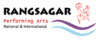 Logo rangsagar performing arts