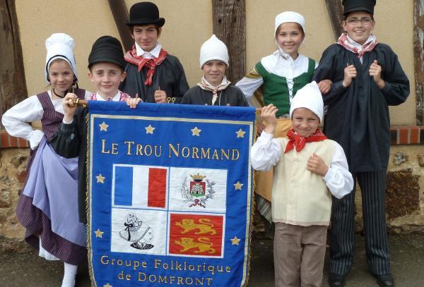 Enfants du TROU NORMAND